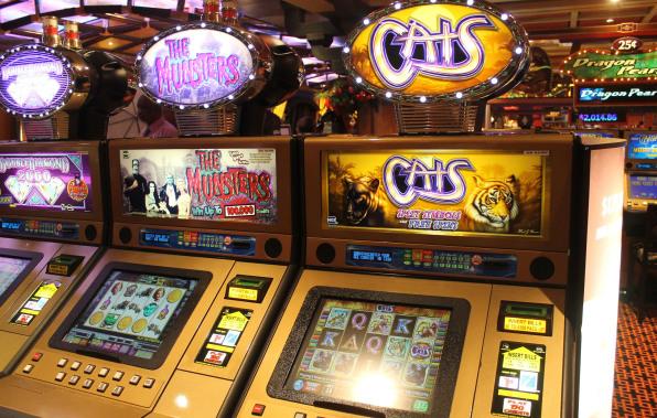 slot gambling agent